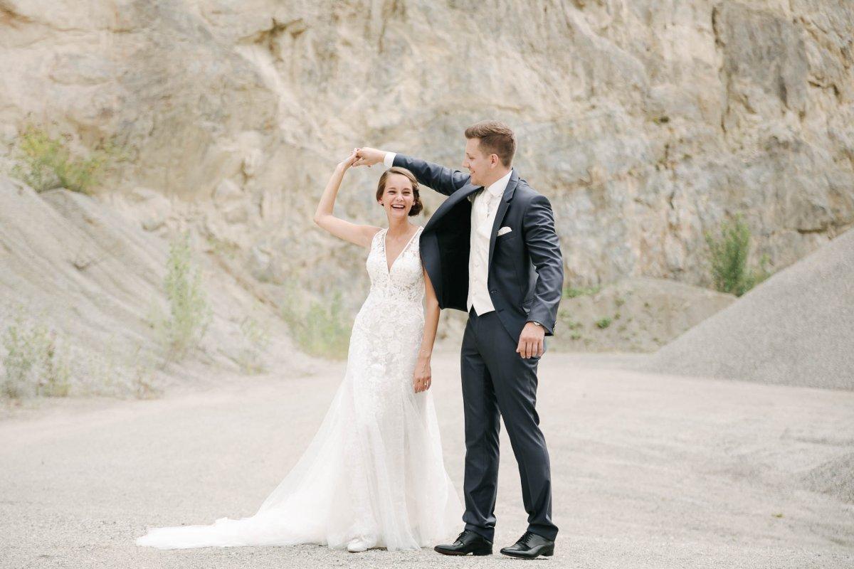 Der Steinbruch am Hochzeitsberg