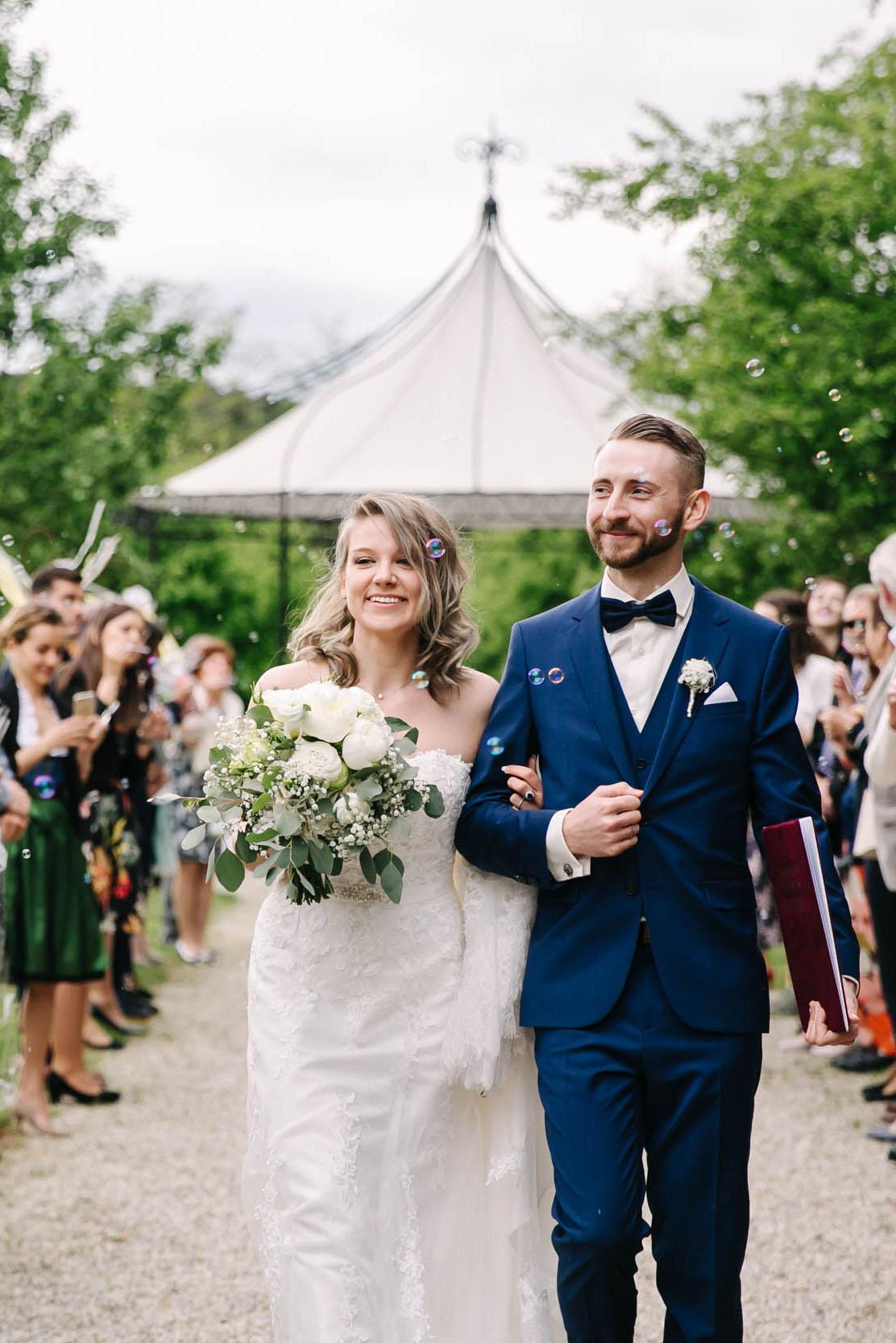 Hochzeit in der Steiermark - Schloss Obermayerhofen