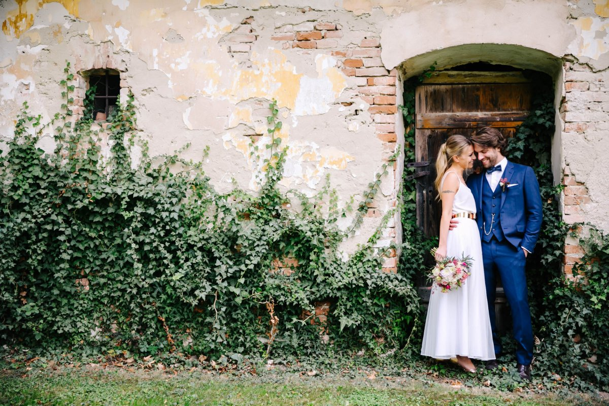 Hochzeit im Schloss Nikitsch